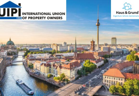 Registration open: 44th UIPI Congress in Berlin on 9-10 June 2017