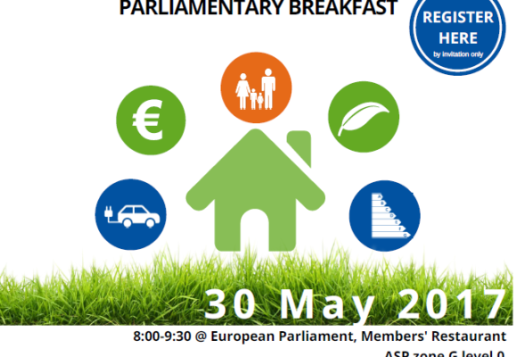 Breakfast Debate in the European Parliament – Reconciling Energy Efficiency and Housing Affordability