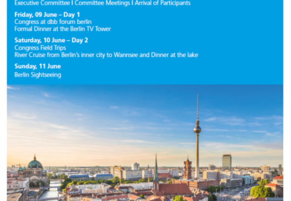 """UIPI discussed """"Smart Homes"""" at its Berlin Congress in June"""