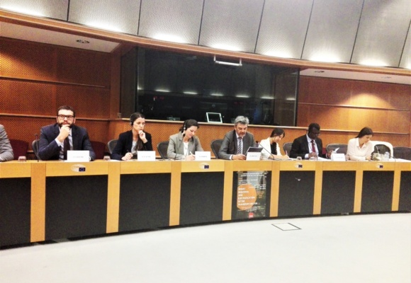 """UIPI speaking at Parliamentary Hearing on """"Smart Buildings and Smart Transport"""""""