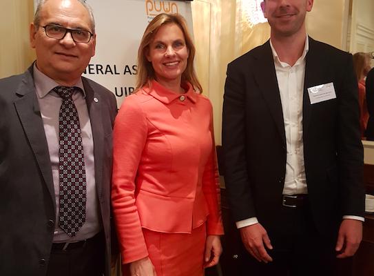 Vereniging Eigen Huis joins UIPI
