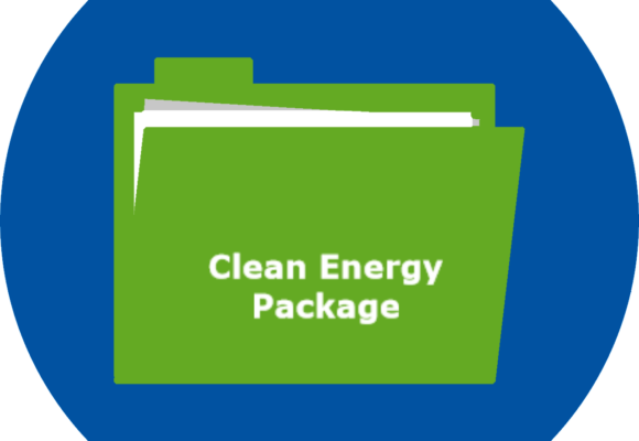 Final Stretch for Clean Energy Package Files