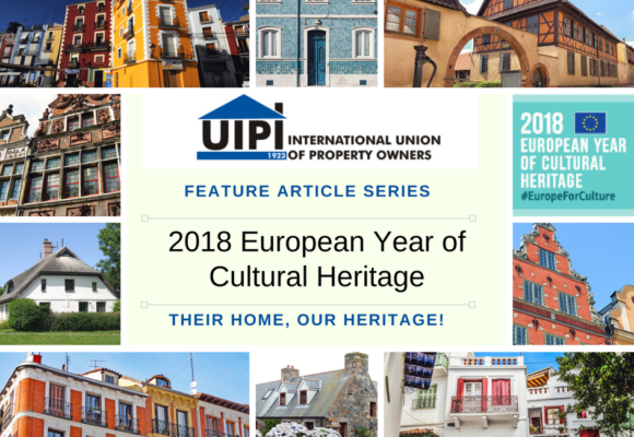 UIPI Launches Feature Article Series on Built Cultural Heritage